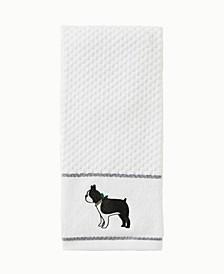 Fa La La Dogs Boxer 2-Pc. Hand Towel Set