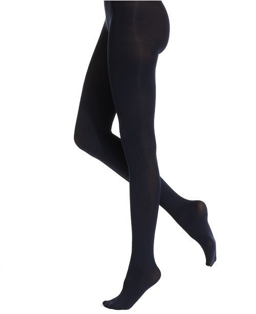 3907ab45c06 Hue Women s Super Opaque Tights   Reviews - Handbags   Accessories ...