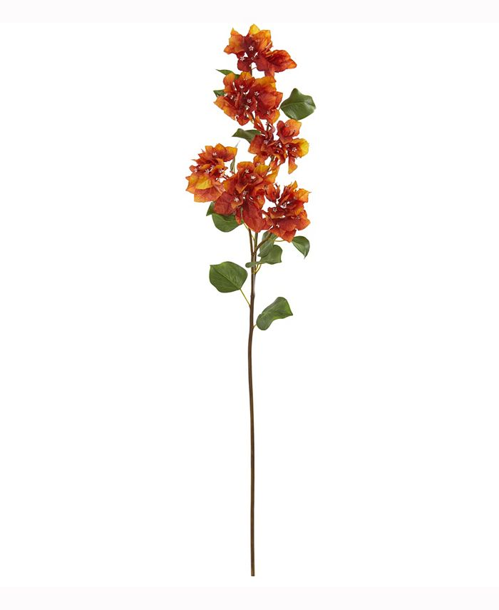 Nearly Natural - 37in. Bougainvillea Artificial Flower Set of 4