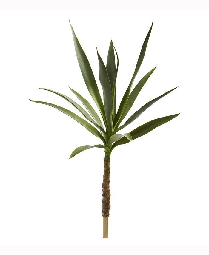 Nearly Natural - 33in. Yucca Head Artificial Plant Set of 2