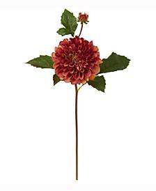 20in. Dahlia Artificial Flower Set of 6
