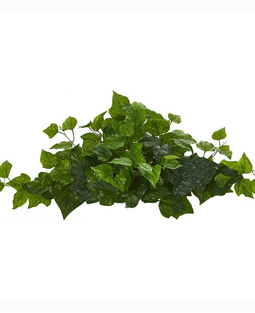 Nearly Natural 24in. London Ivy Artificial Ledge Plant Real Touch