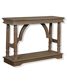 Trestle Side Table