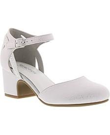 Little & Big Girls Paisley Pam Dress Shoes