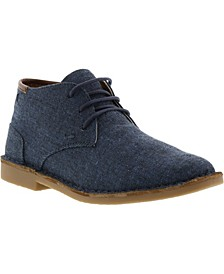 Little and Big Boys Real Deal Chukka Boots
