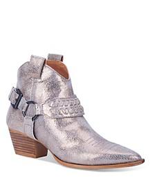 Women's Keepsake Leather Bootie