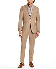 Men's Classic-Fit Stretch Tropical Weight Sportcoat, Created for Macy's