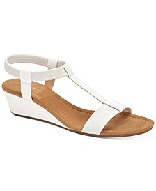 Women's Step 'N Flex Voyage Wedge Sandals, Created for Macy's