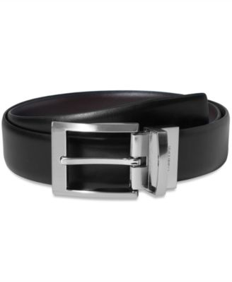 Men's Big and Tall Reversible Dress Belt