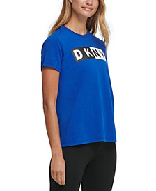 Sport Colorblocked-Logo T-Shirt