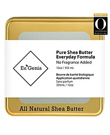 Multi-Purpose Face, Body, Hair Shea Butter Moisturizer For Dry Skin
