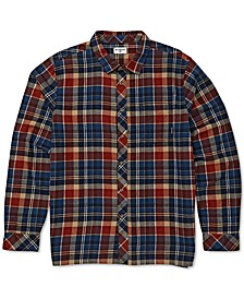Men's Coastline Plaid Flannel Shirt