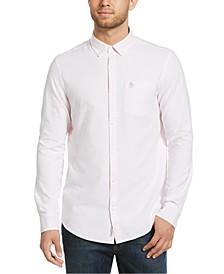 Men's Slim-Fit Woven Shirt