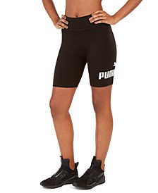 Logo Bike Shorts