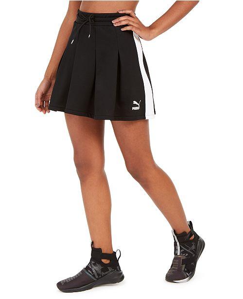 Puma Classics T7 Pleated Skirt