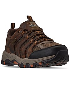 Men's Relaxed Fit Selmen Lorago Waterproof Hiking Sneaker Boots from Finish Line