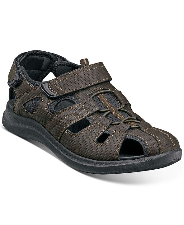 Nunn Bush Men's Rio Vista Fisherman Sandals
