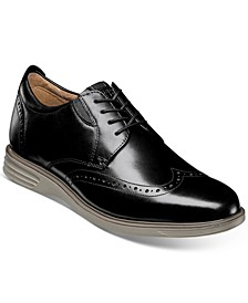Men's New Haven Wingtip Oxfords