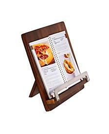 Acacia Cookbook Stand
