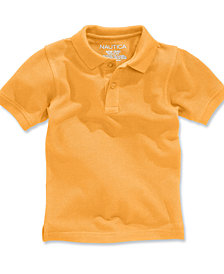 Nautica School Uniform Polo, Big Boys