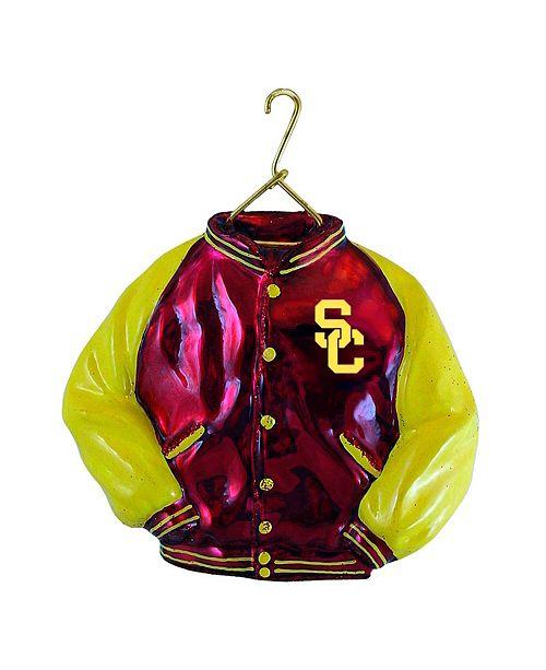 Joy to the World Collegiate Varsity Jacket USC