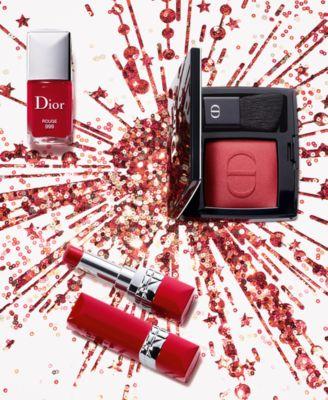 Rouge Dior Lipstick - Matte Finish