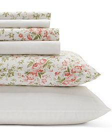 Laura Ashley Marissa King Sheet Set