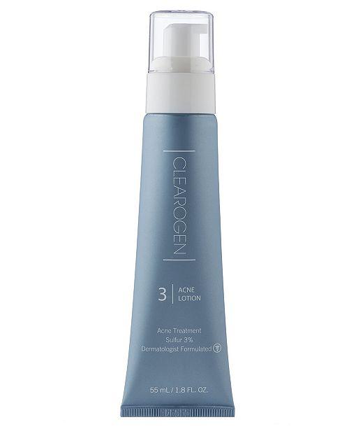 Clearogen Sensitive Skin Sulfur Acne Treatment Lotion, 1.8 oz