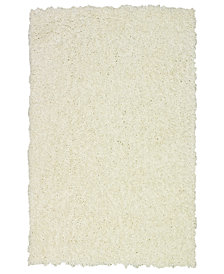 "Super Soft Shag 3'6"" x 5'6"" Area Rug"
