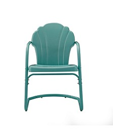 Tulip Retro Metal Chair