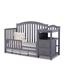 Sorelle Furniture Berkley Crib Changer