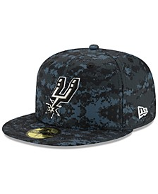 San Antonio Spurs City Series 59FIFTY Fitted Cap
