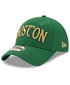 Boston Celtics City Series 9TWENTY Strapback Cap