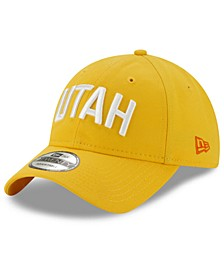 Utah Jazz City Series 9TWENTY Strapback Cap
