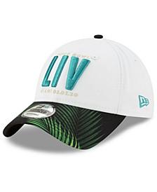 Super Bowl LIV Palm Visor 9TWENTY Strapback Cap