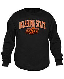 Men's Oklahoma State Cowboys Midsize Crew Neck Sweatshirt