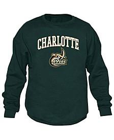 Men's Charlotte 49ers Midsize Crew Neck Sweatshirt