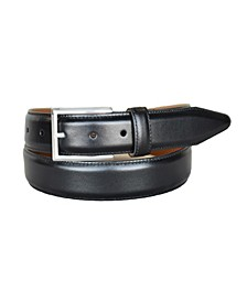 Men's Executive Full Grain Leather Dress Belt