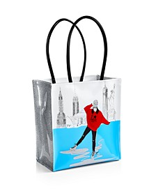 Rongrong Skater Girl Lunch Bag