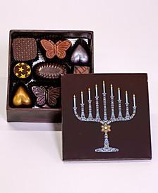 Hanukkah Collection Edible Chocolate Box