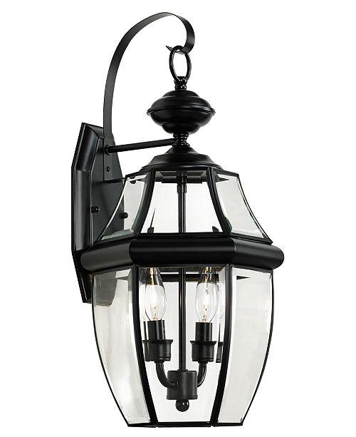 Sea Gull Outdoor Lighting Lancaster Wall Lantern
