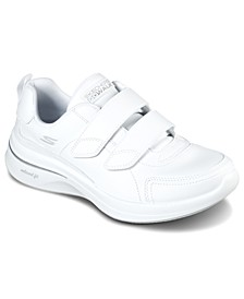 Women's GOWalk Steady Stay-Put Closure Walking Sneakers from Finish Line