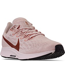 Women's Air Zoom Pegasus 36 Holiday Sparkle Running Sneakers from Finish Line