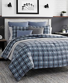 Jeans Co Pinecrest Twin Extra Long Comforter Set