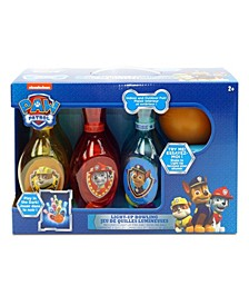 Paw Patrol Light Up Bowling Set - Indoor or Outdoor