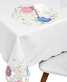"CLOSEOUT! Springtime Fever Tablecloth, 60"" X 120"""