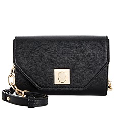 Circle Lock Crossbody, Created for Macy's
