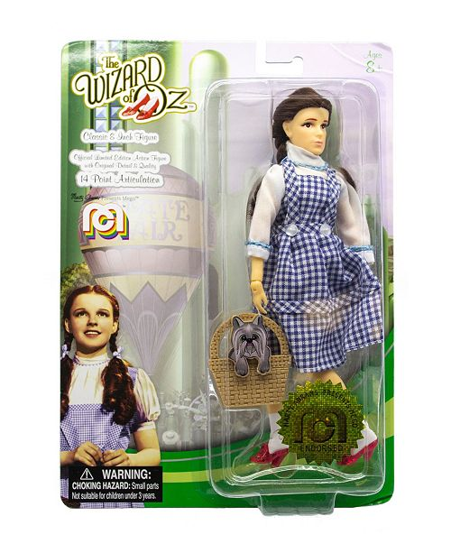 "Mego Action Figures Mego Action Figure, 8"" Wizard Of Oz - Dorothy"