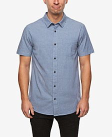 Men's Service Short Sleeve Woven Shirt