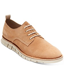 Men's ZERØGRAND Stitchout Oxfords